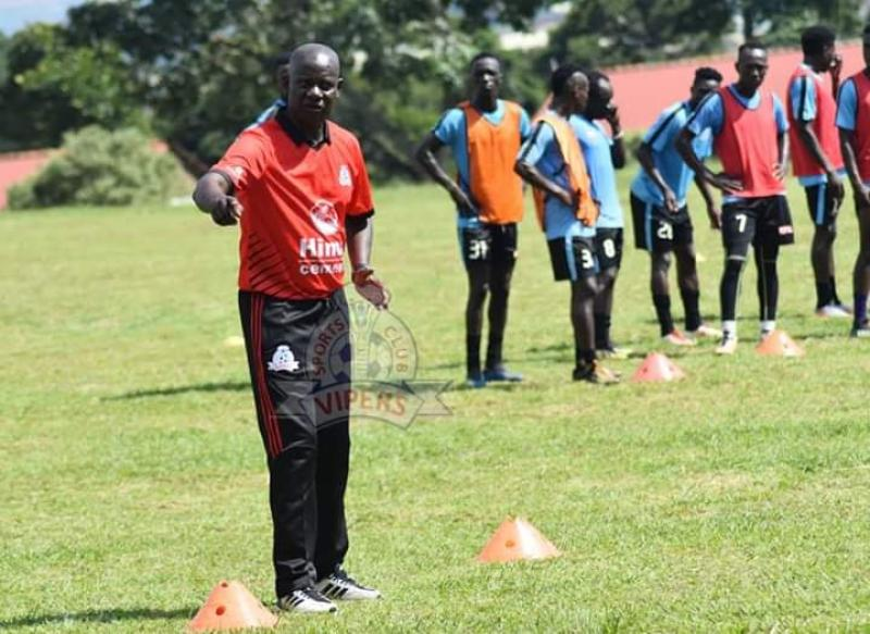 CAF CC: Ouma cautious as Lwaliwa returns to Vipers team for Sfaxien duel