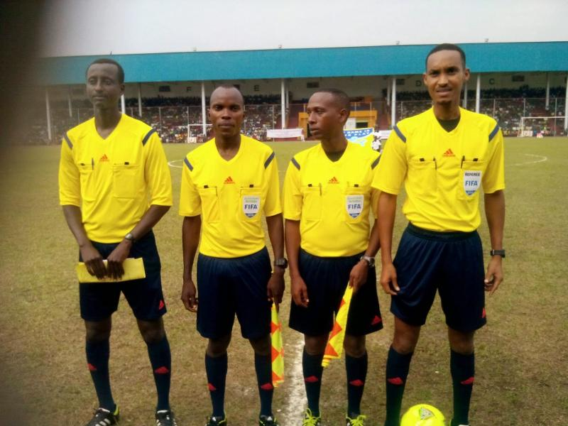 CAF CC: Burundians to officiate KCCA-Otoho return leg