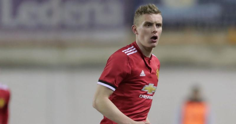 Man United sends midfielder on loan