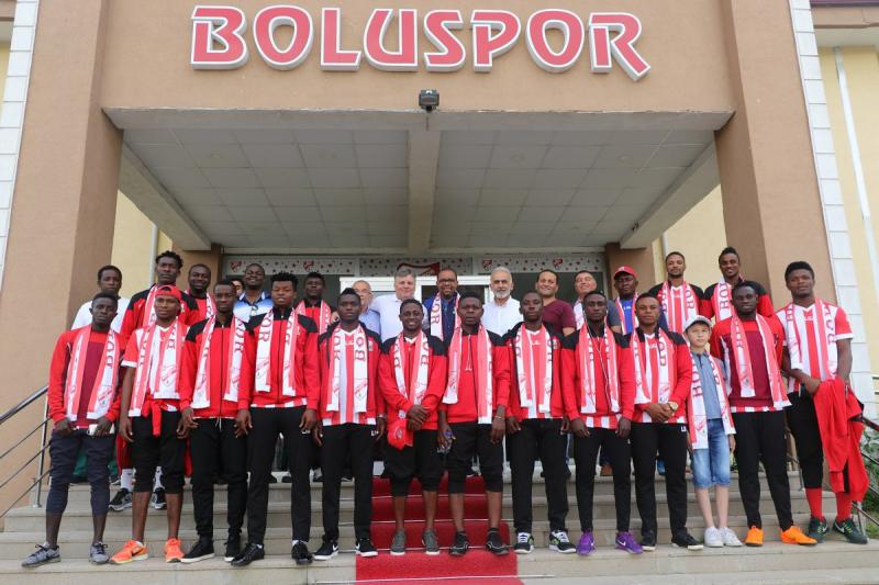 Heartland FC unveil 10 new players