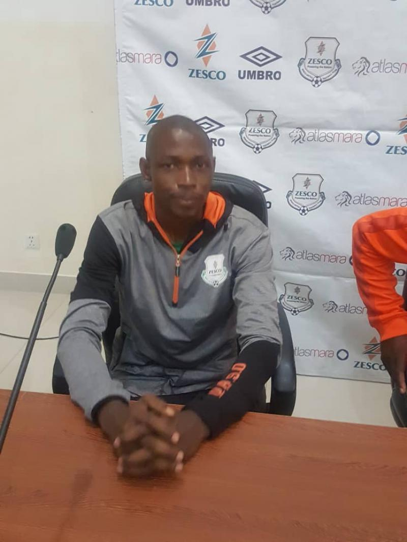 CAF CL:  We are hungry for glory -Zesco United captain