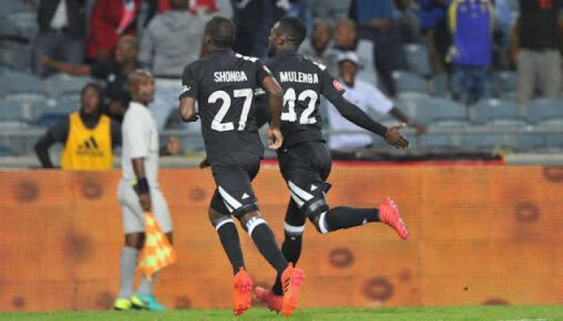 Shonga, Mulenga combine to send Pirates to TKO final