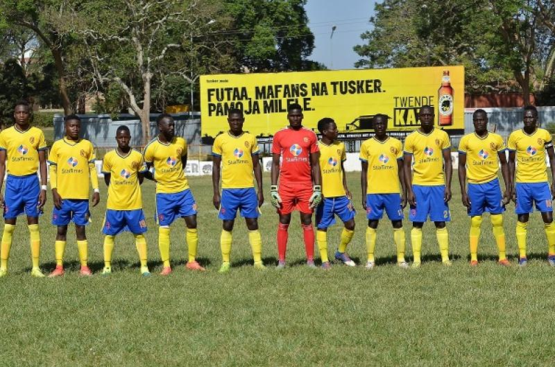 KCCA FC 31 Man contingency to travel to Congo
