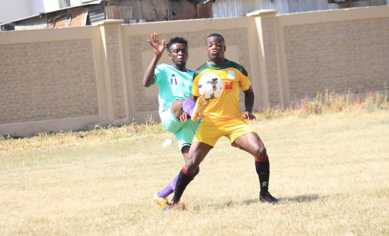 Mathare rues missed chances in Ulinzi draw