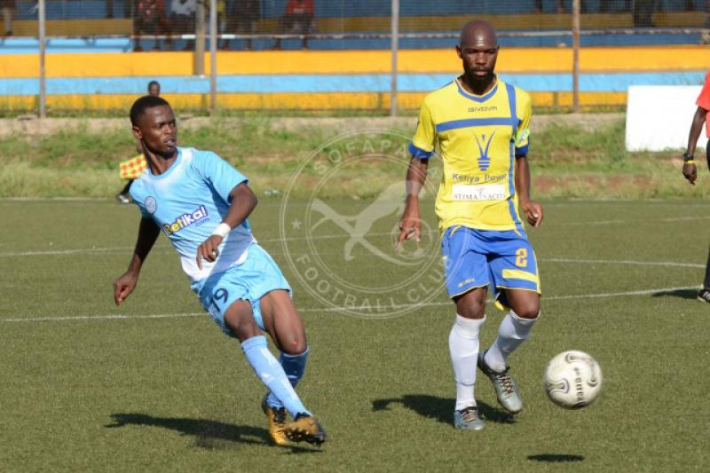 Sofapaka youngster eyes EPL after dream debut