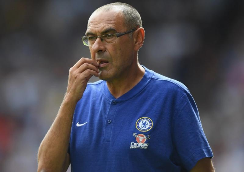 Sarri criticizes Chelsea players after Wolves defeat