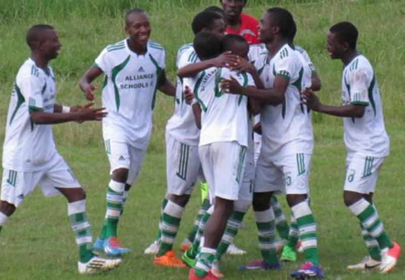Alliance FC head coach blasts referee for draw against Mbao ...