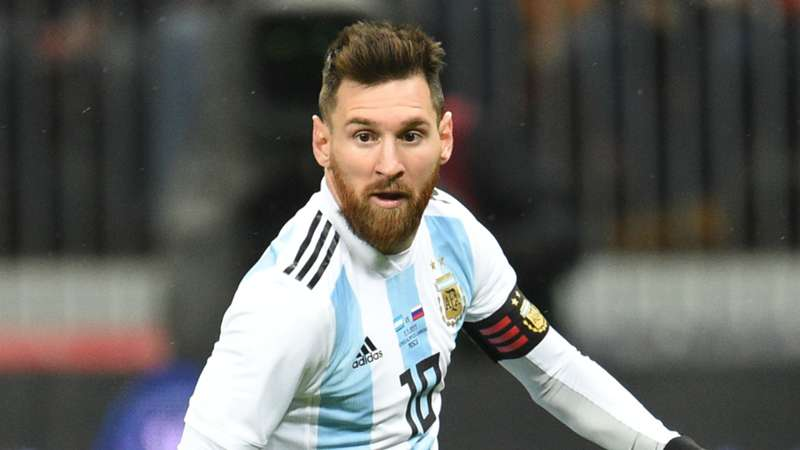 WC 2018: Messi joins Argentina's training camp