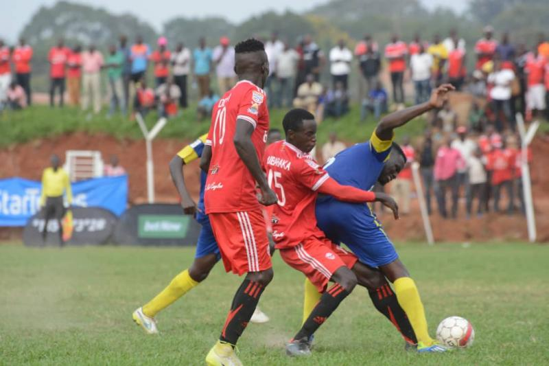 Kisala: Express were unlucky against Ndejje