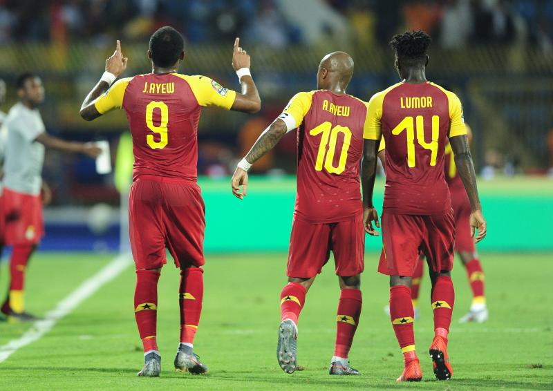 CAF confirms cancellation of Ghana-Sierra Leone clash