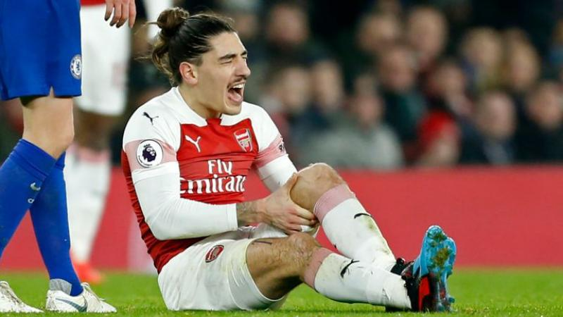Unai Emery provides injury update on Hector Bellerin