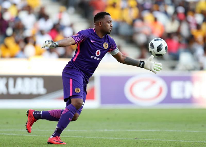 Video: Khune's Emotional Rant After Pirates Loss, Asks if Players Deserve to Wear Chiefs Jersey