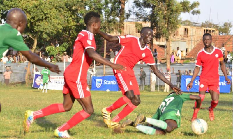 Uganda Cup: Okwalinga's last minute strike sends Onduparaka through