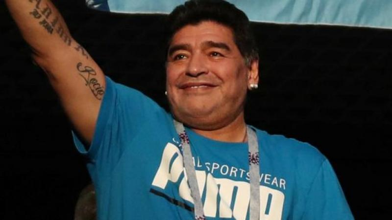 Why FIFA is paying Maradona 10,000 USD daily for being at Russia