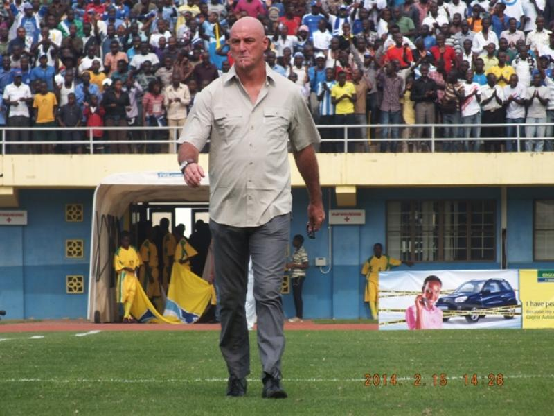 Simba's Coach Aussems Takes to Social Media to Praise his Players