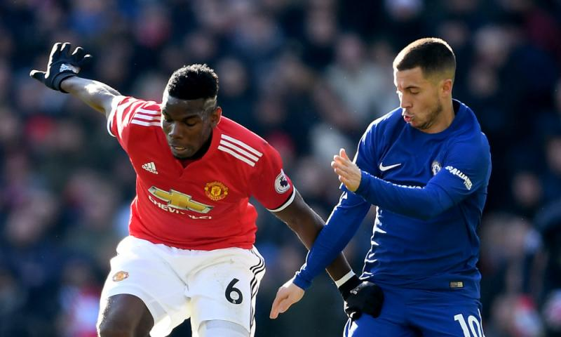 Pochettino makes Pogba and Hazard comparison