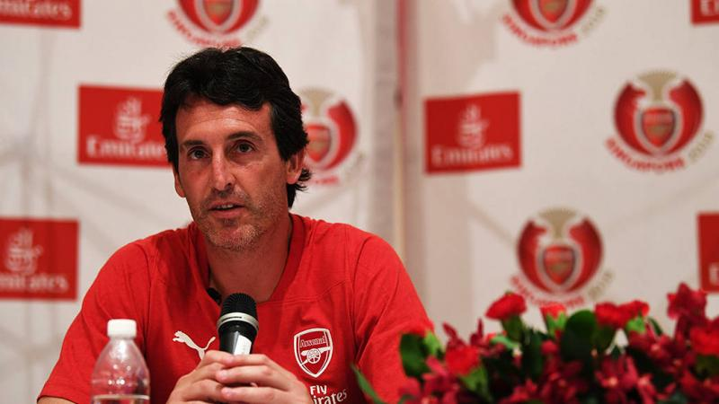 Confirmed: Arsenal boss rules out permanent signings