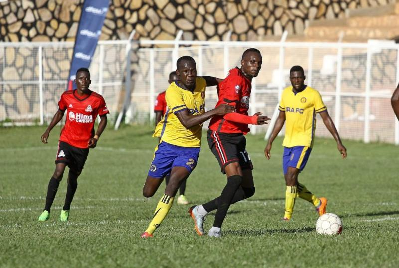 URA returns to test Vipers unbeaten run
