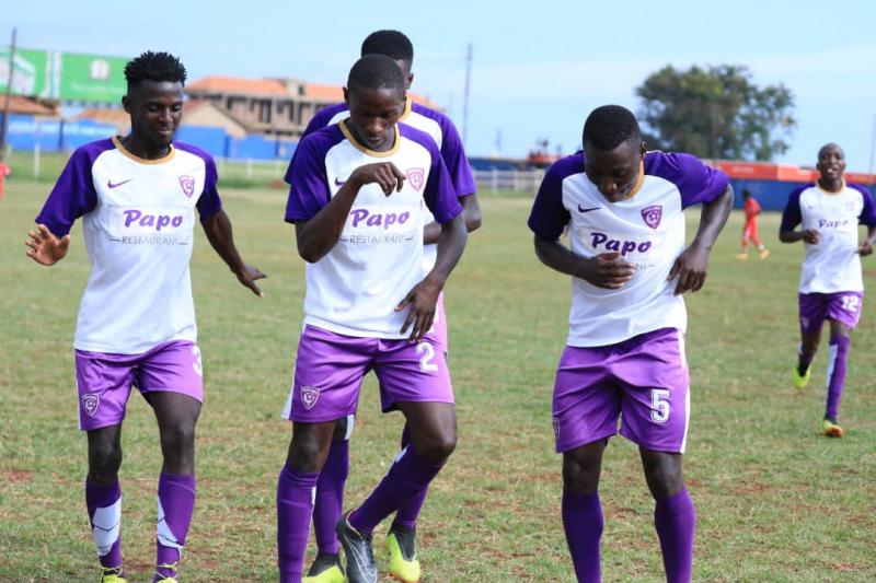 Kireka United FC to host Kitara in FUFA Big League clash