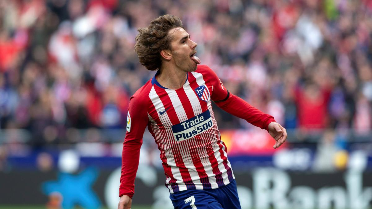 Antoine Griezmann reveals Manchester United idol is inspiration behind his jersey numbers