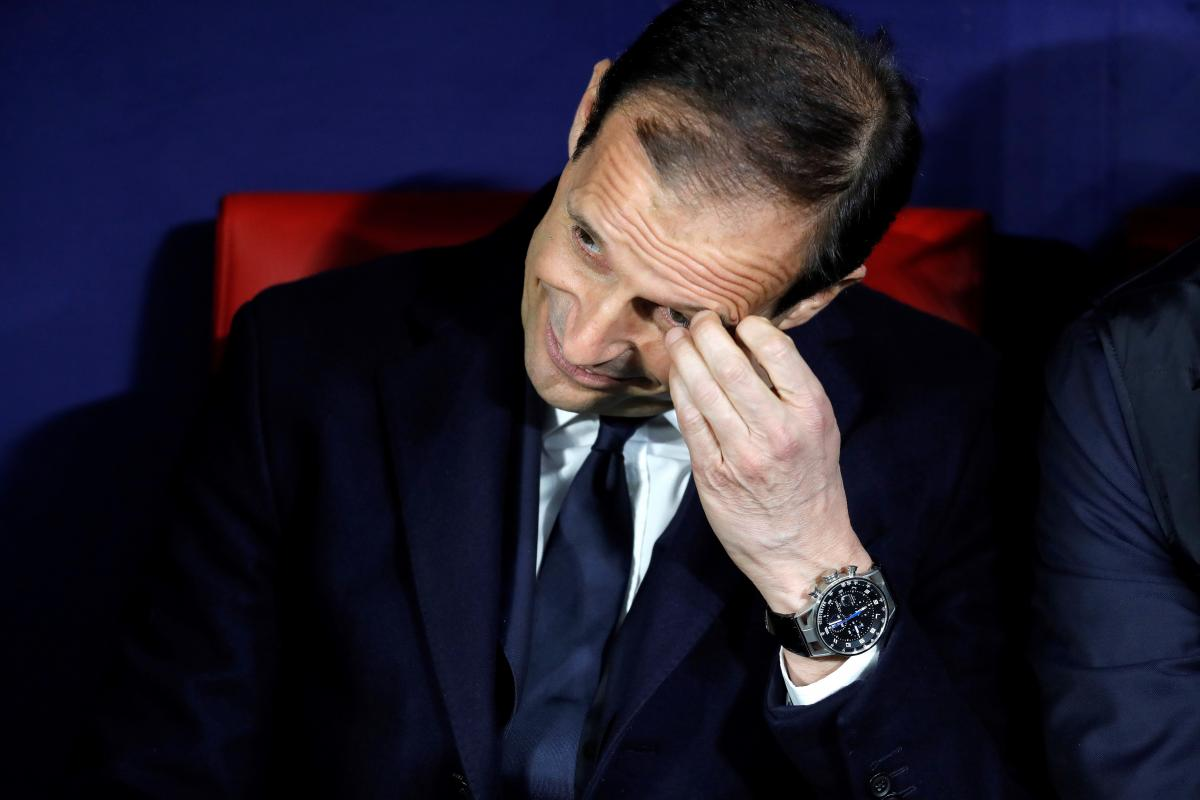 Allegri opens up on Juventus' contract situation