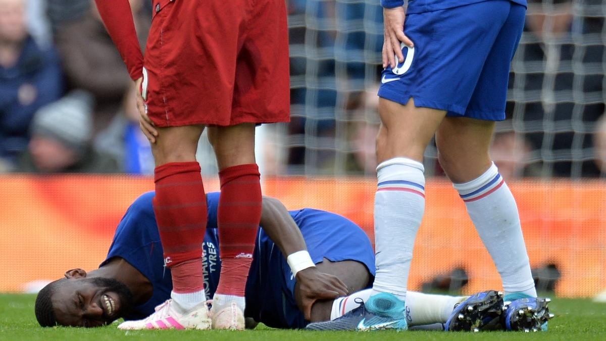 Antonio Rudiger provides an injury update ahead of Manchester United season opener