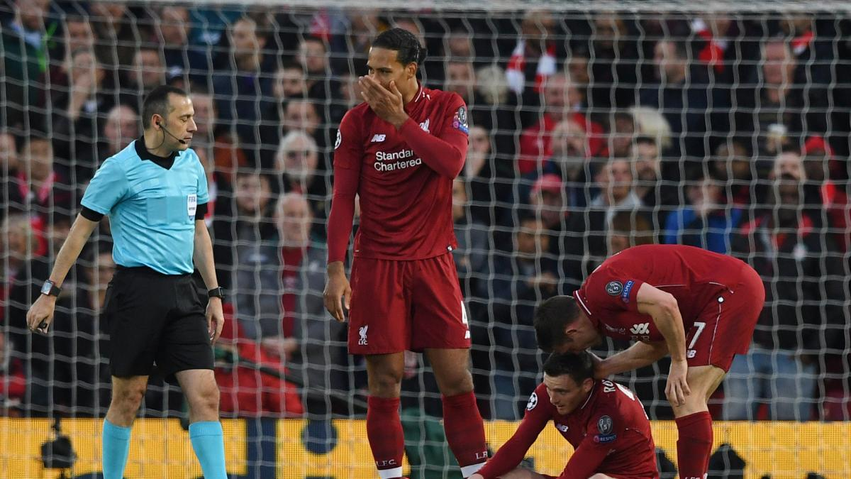 Liverpool handed a major injury boost ahead of Champions League final