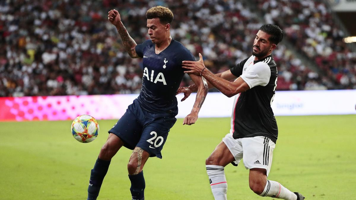 Dele Alli fires a warning to Manchester United ahead of pre-season clash