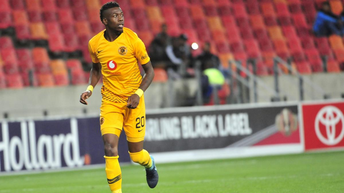 Hadebe's emotional message to Chiefs