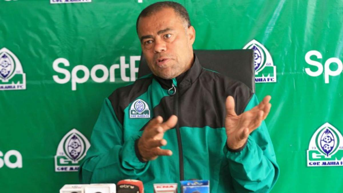 Steven Polack reveals areas to work on ahead of DC Motema Pembe ...