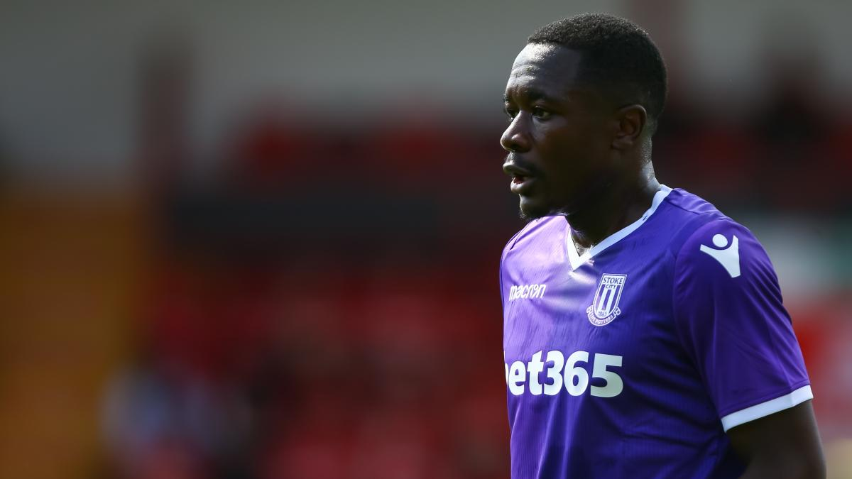DR Congo to miss Stoke midfielder in AFCON after late FIFA clearance