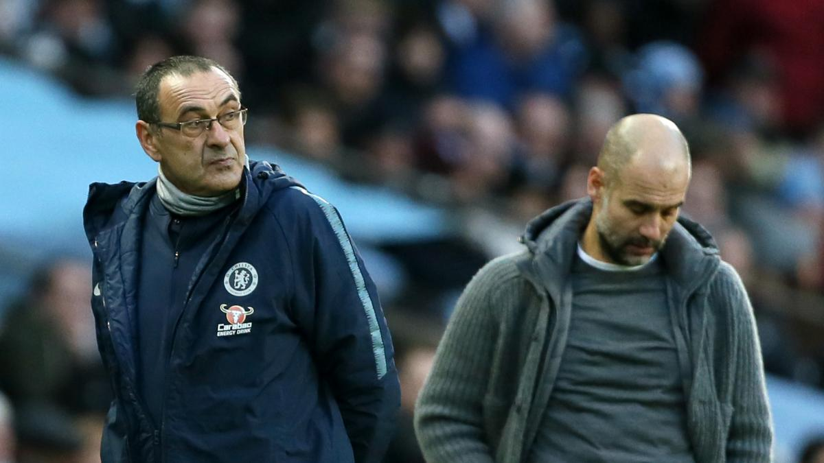 Is time up for Sarri at Chelsea after Man City loss?