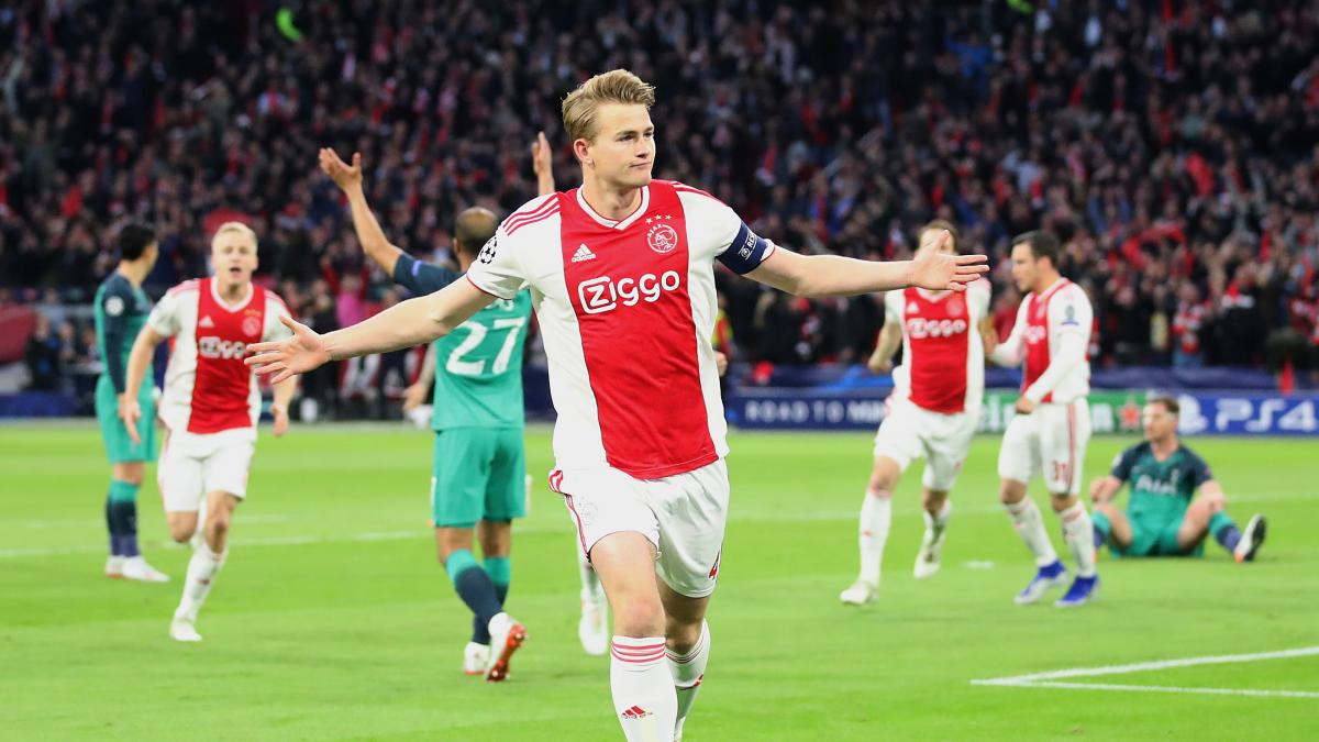 Reports: Barcelona agree €75m transfer fee with Ajax for De Ligt