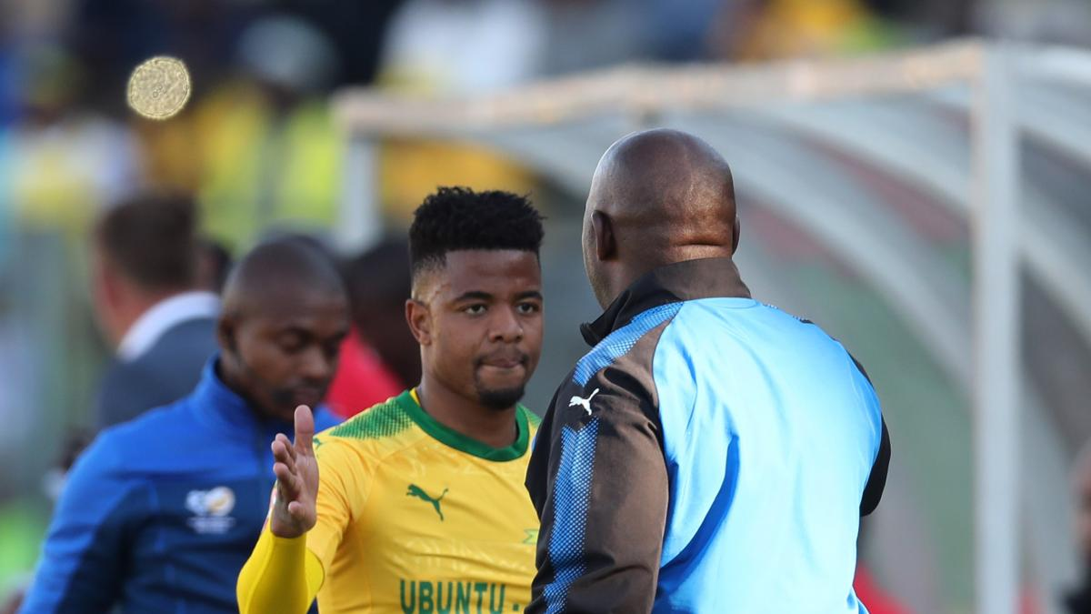 Pitso gives honest view on Lebese