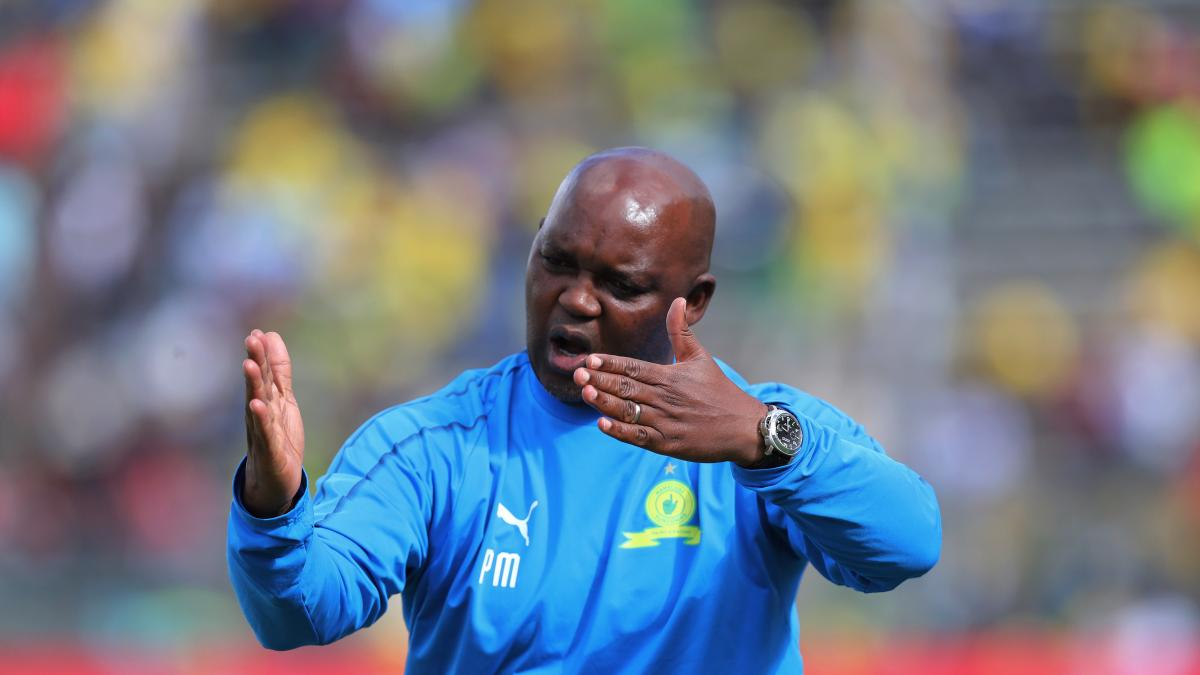 Pitso says he's never had such a long break for preseason