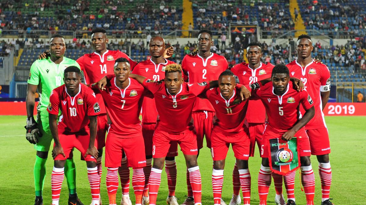 Kenya pooled in Pot 2 ahead of AFCON 2021 qualifiers