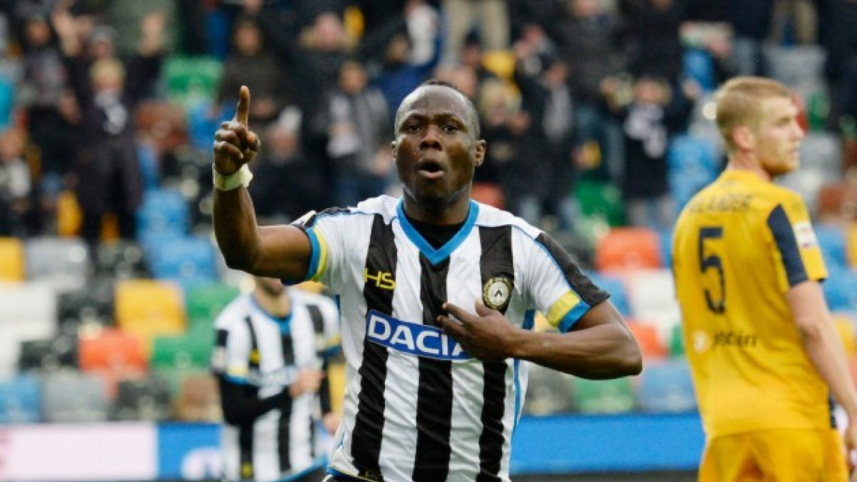 Agyemang-Badu wants to end his football career in Africa