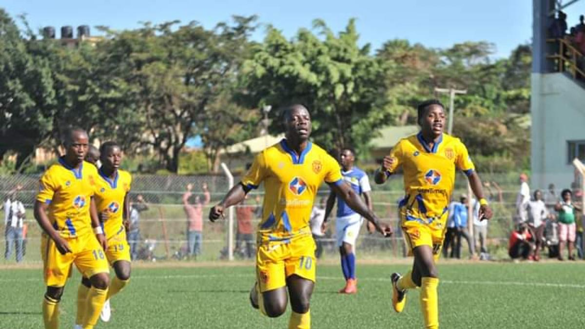 Mubiru: We didn't deserve to draw against SC Villa