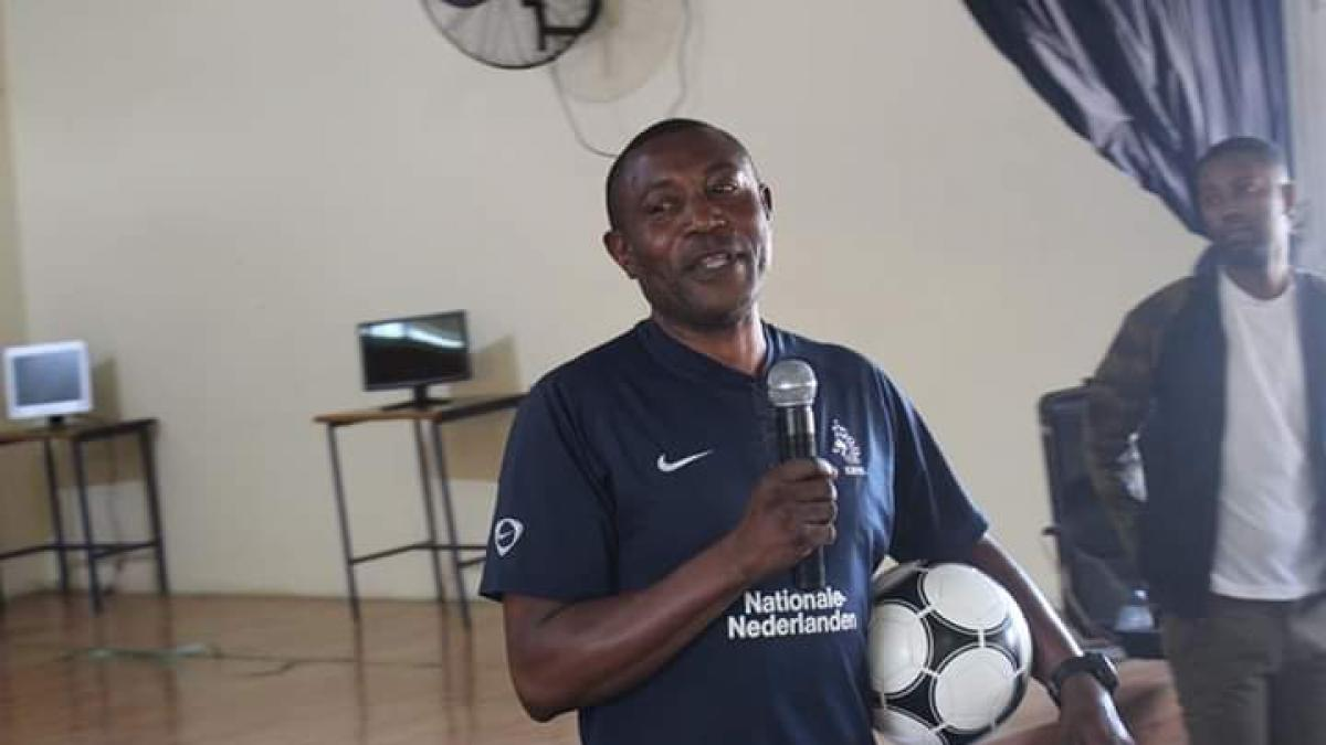 Nkwazi Coach : A was expecting a loss