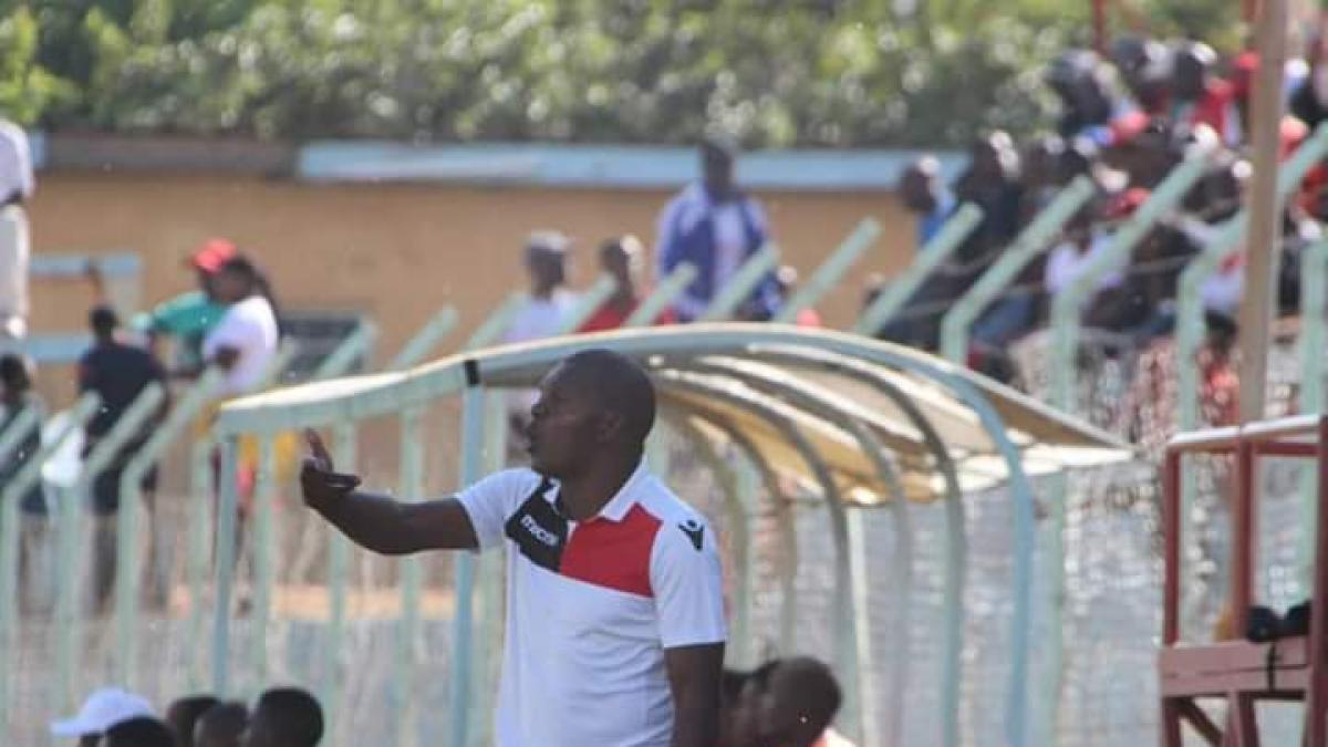 Red Arrows coach targets continental football