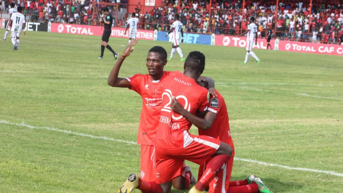 Nkana edge Napsa in five goal thriller