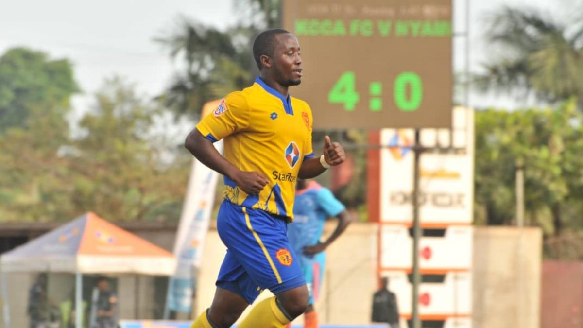 Mutyaba's season comes to an end with an ACL injury