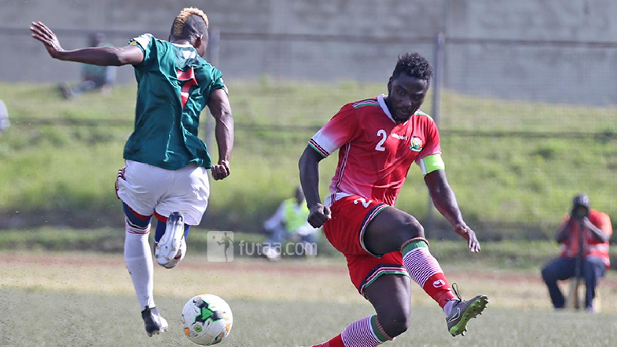 Injured Musa Mohammed to miss Harambee Stars friendly