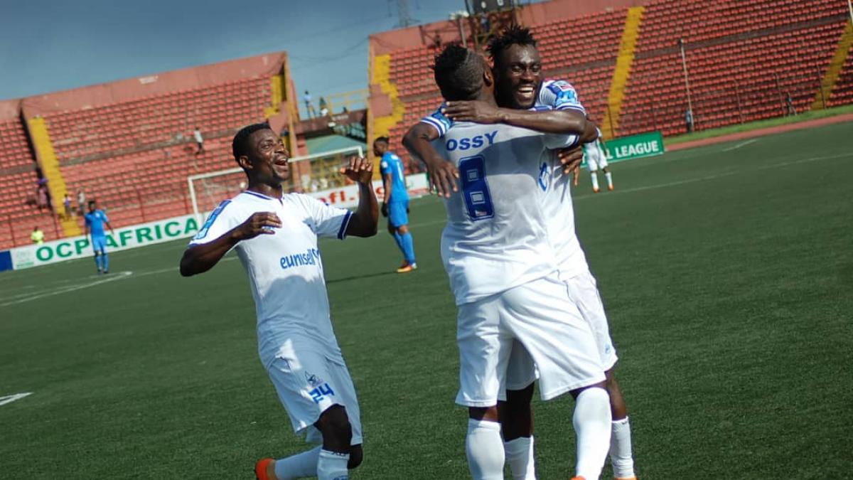 AITEO Cup: Rivers United qualify for quarter finals