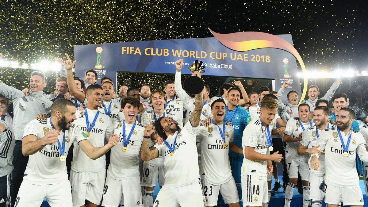 Image result for real madrid fifa club world cup 2018