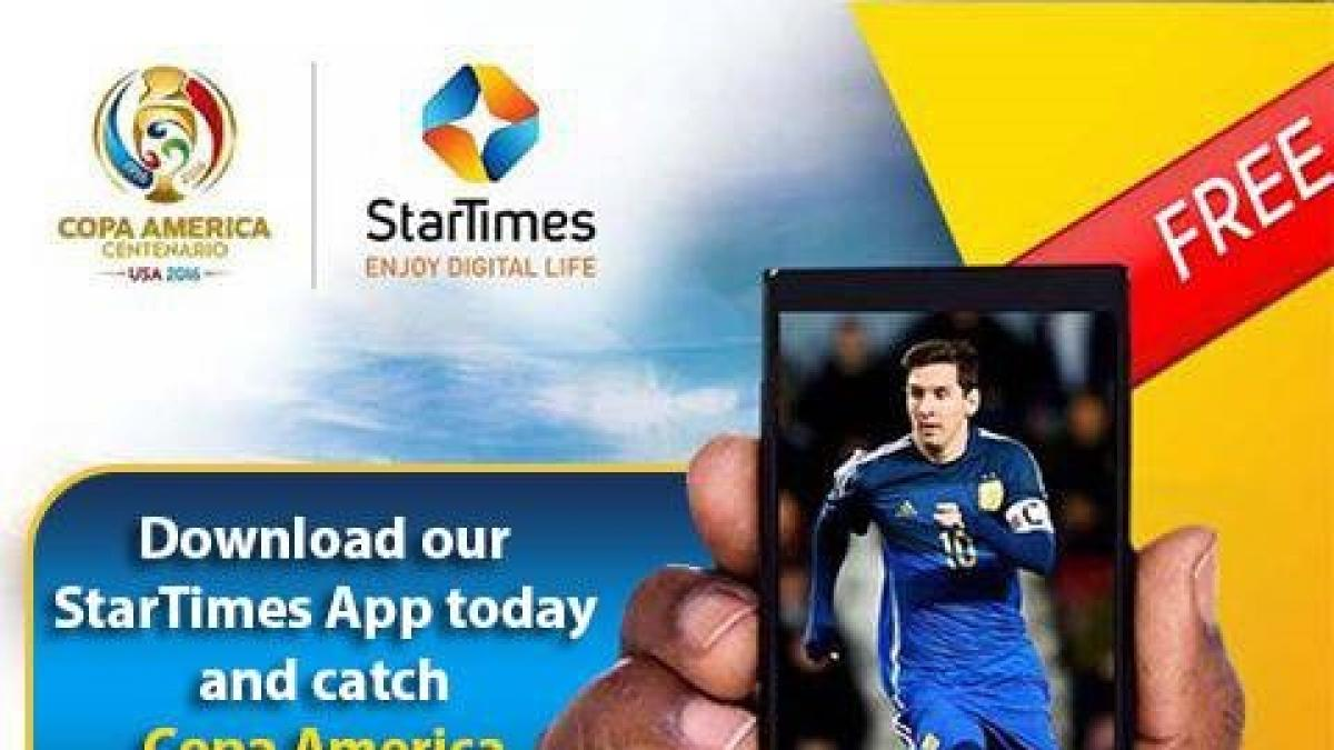 Watch matches live on the Startimes APP: Here is how
