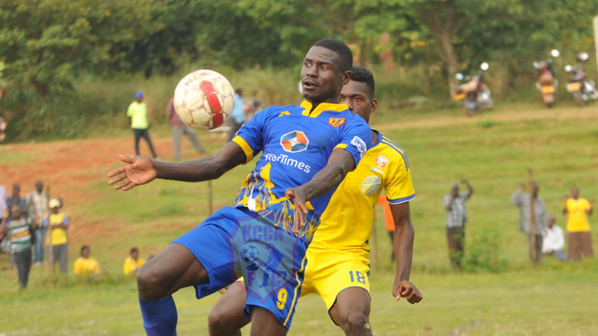 KCCA coach content with point at Bright Stars, relieved with Vipers loss
