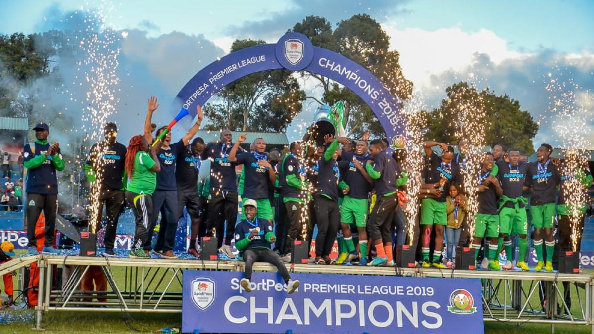 KPL 2019/20 Fixtures: Gor Mahia to start title defence against Tusker FC