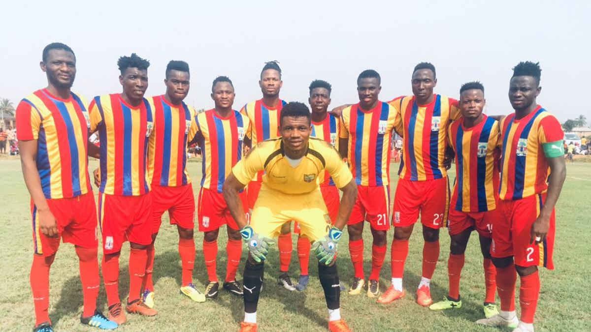 Hearts of Oak keep up winning streak after defeating Dreams FC