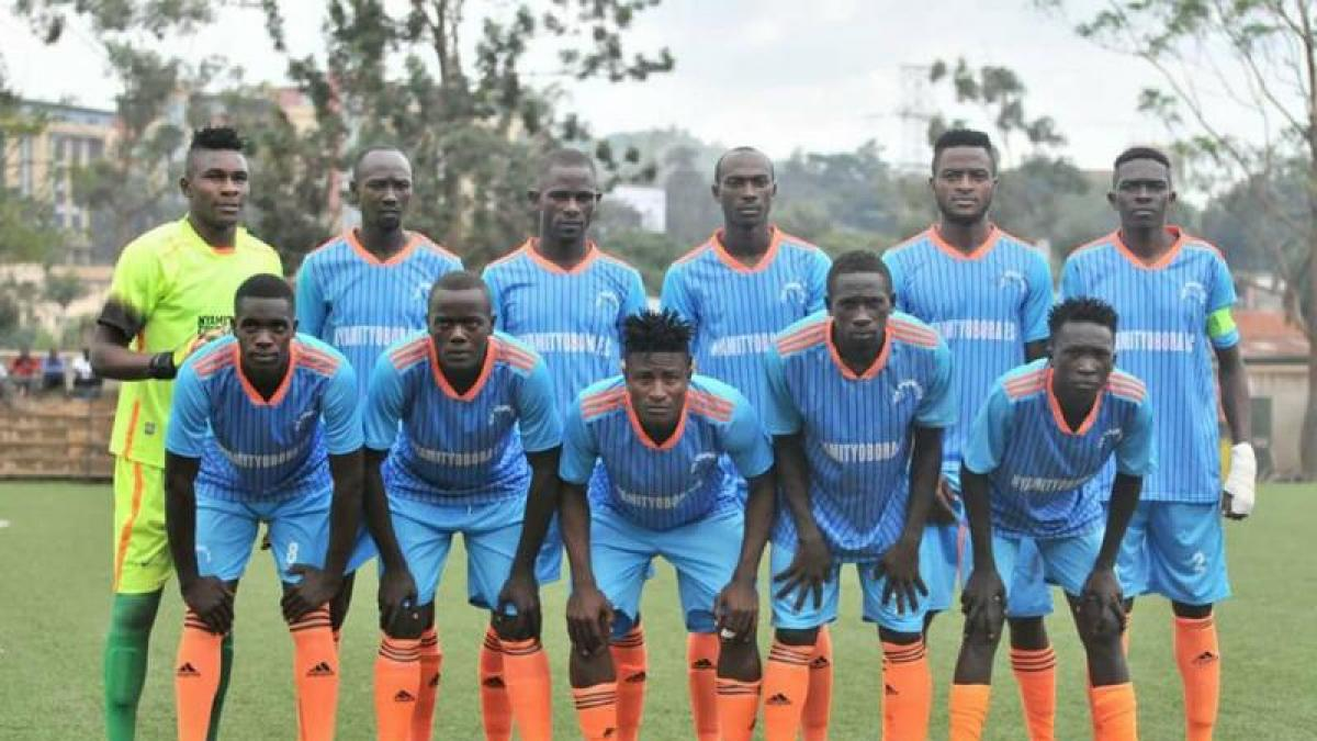 Why Nyamityobora's team manager was fined and banned